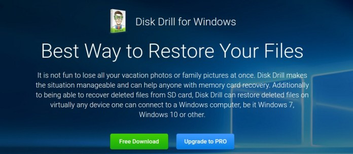 diskdrill download page