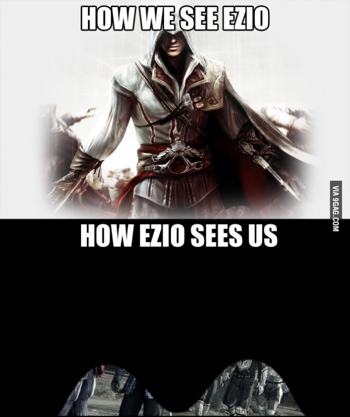 Assassins Creed Memes: 25 Best Funny Assassins Creed Memes