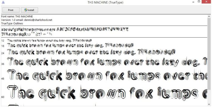 free fonts to use
