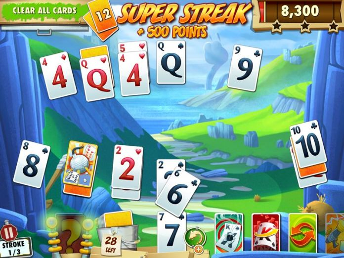 solitaire card game free download for mobile