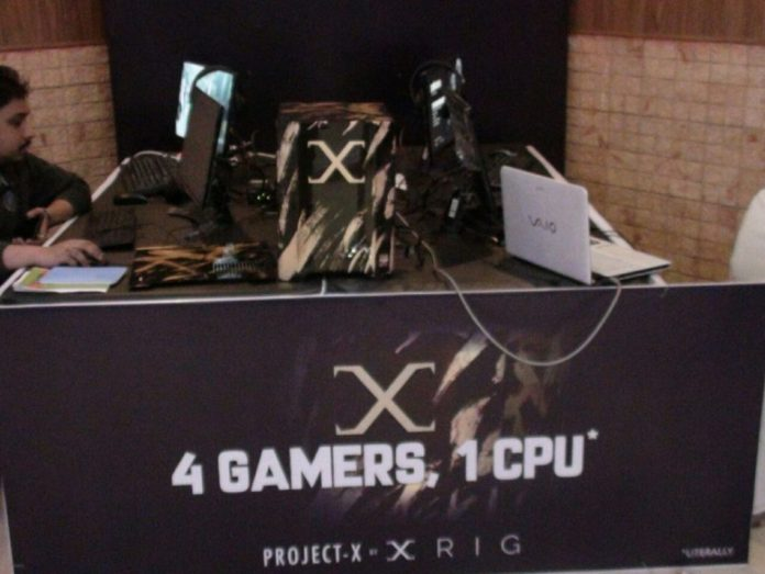 X-Rig Project X