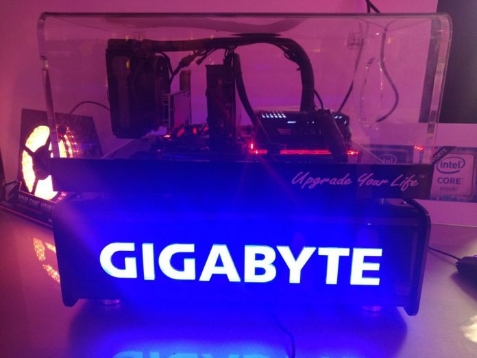 gigabyte aorus launch