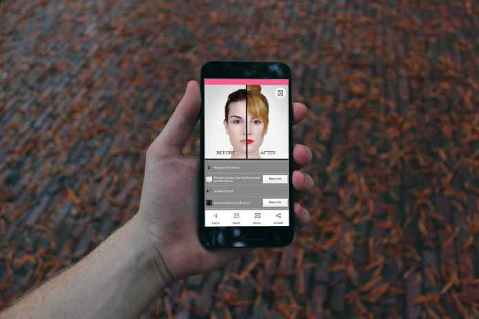 makeup apps for android
