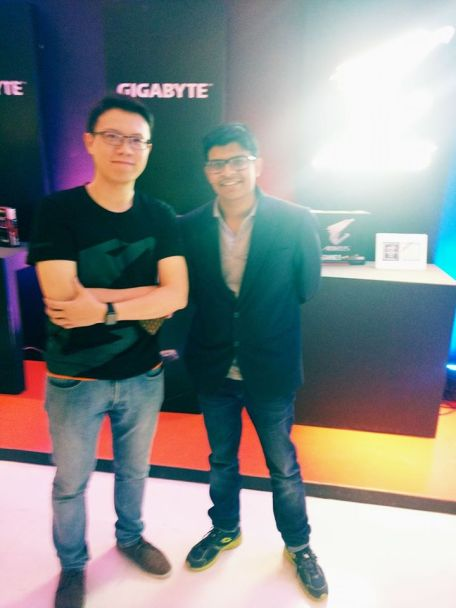 Gigabyte AORUS Launch Event in Gurgaon : A Remarkable Experience 4