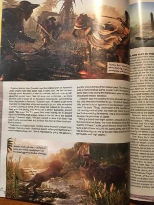 Assassin's Creed Origins Info Leaked : 14 Things You Need To Know 3