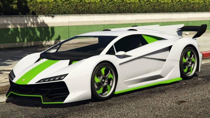 best car in gta 5 online 2018