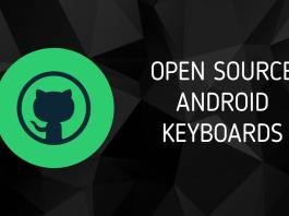 Open Source Keyboard Apps Android