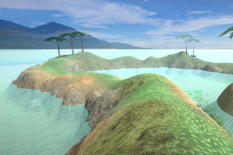 Mountains from Japan and the Tropical Dodo Island hybrid. Story behind Dodo Adventures.