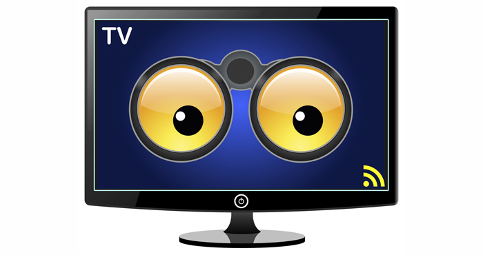 Image result for smart tv spying on you