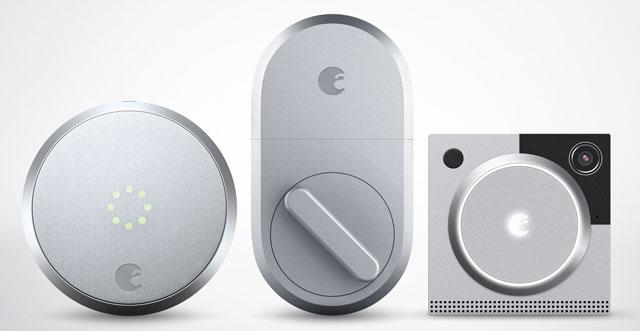 August Smart Locks and Door Cam