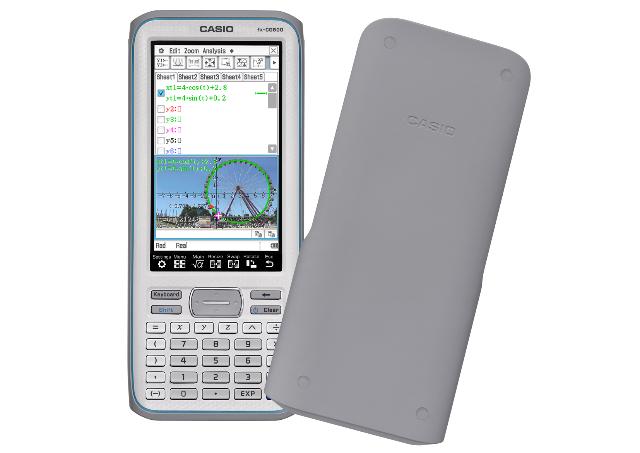 Casio fx-CG500 PRIZM Graphing Calculator