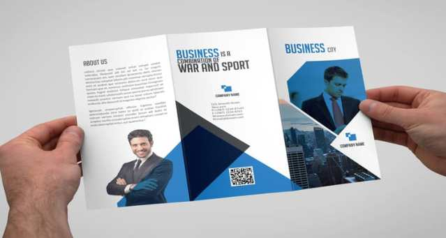 How to create an effective tri fold brochure design techlofy for Successful brochure design