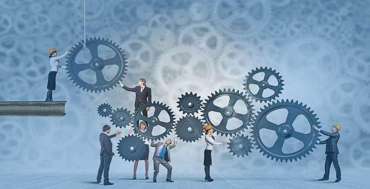 Multi-Tier Business Organization as a Guarantee of Success
