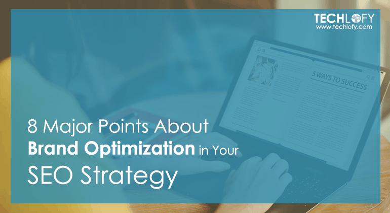 Brand Optimization