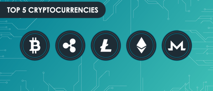 Top 5 Cryptocurrencies That You Should Know In 2018