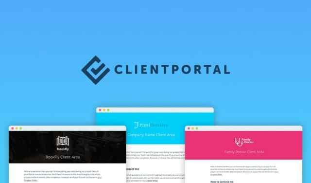 Client Portal AppSumo Deal