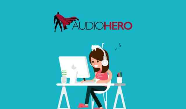 AudioHero AppSumo LTD
