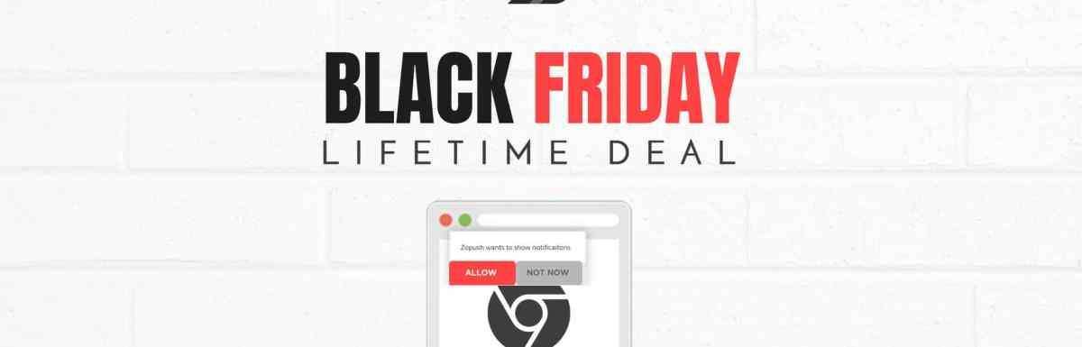 ZoPush: Black Friday Lifetime Deal 2018: 85% Off
