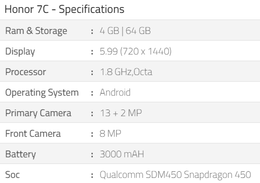 honor-7c-specifications