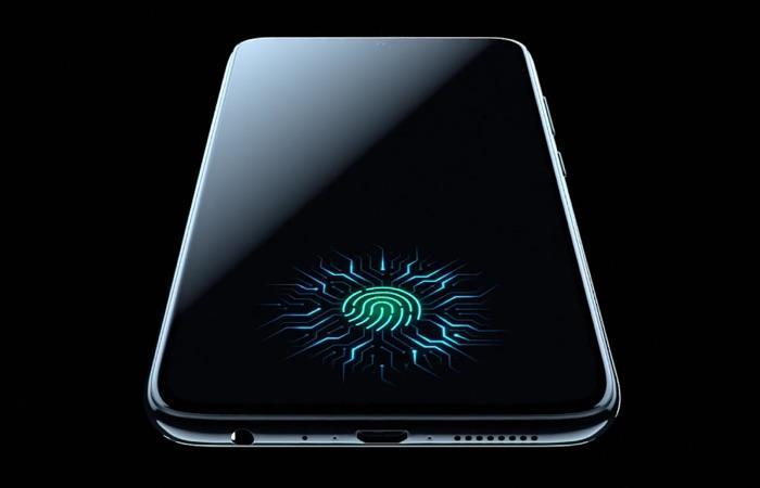 Vivo 11 Pro Review: Fingerprint scanner