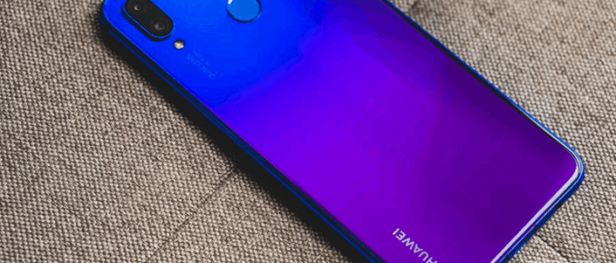 Huawei Nova 3i Review & Rating