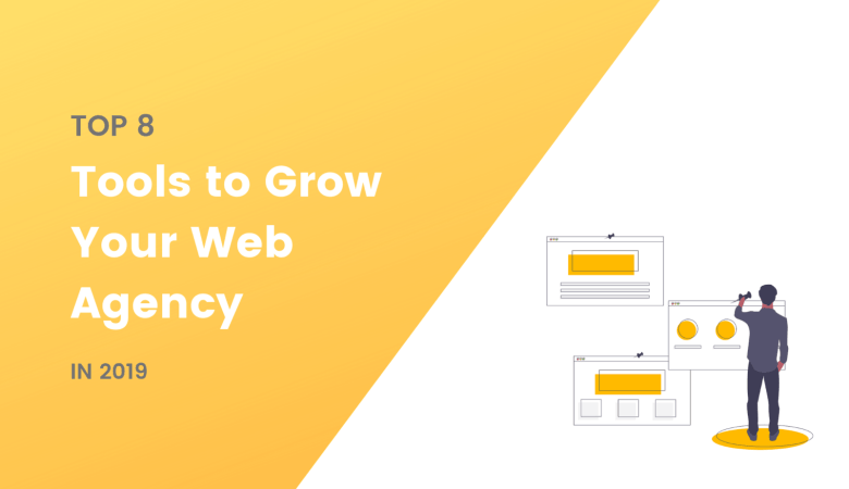 Best Tools to Grow Web Agency