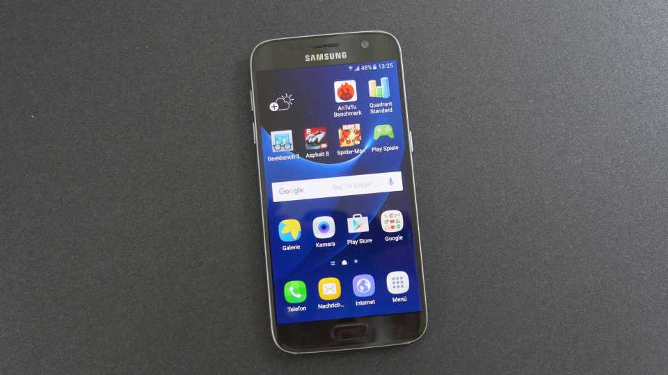samsung galaxy s7 unboxing deutsch