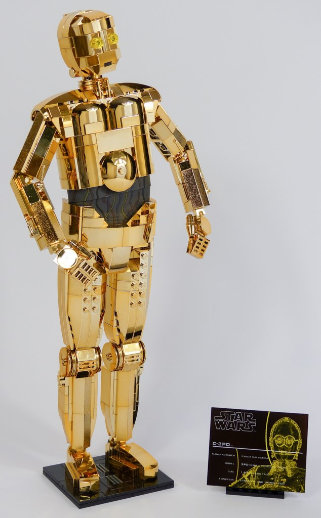UCS C-3PO, by Anio, on Eurobricks