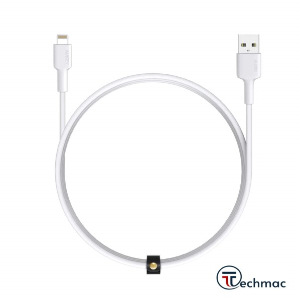 Aukey CB-BAL1 MFi USB-A To Lightning Cable (3.95ft) Price In Pakistan