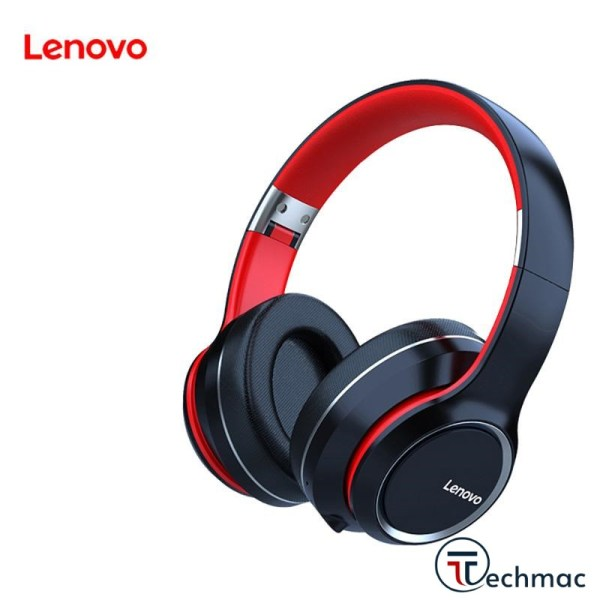 Lenovo HD200 Fold Headphone Wireless Bluetooth 5.0 With Noise Cancellation Price In Pakistan