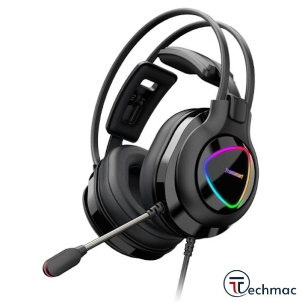 Tronsmart Glary Alpha Gaming Headset 360 Degree Microphone RGB Changeable Lights Price In Pakistan