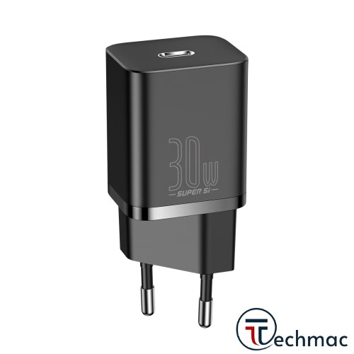 Baseus Super Si 30W PD Mini Quick Wall Charger Price In Pakistan