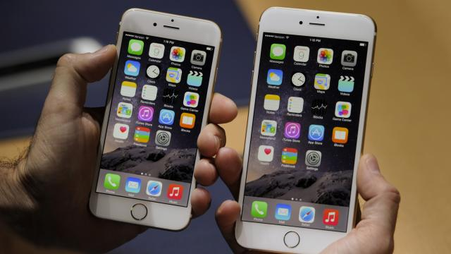 iPhone 6 - iPhone 6 Plus