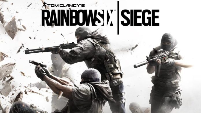 Rainbow Six- Siege