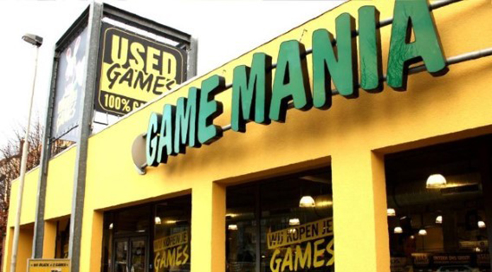 Game Mania Black Friday