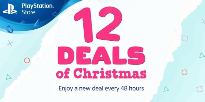 PlayStation Store – 12 Deals of Christmas [Deal 12]