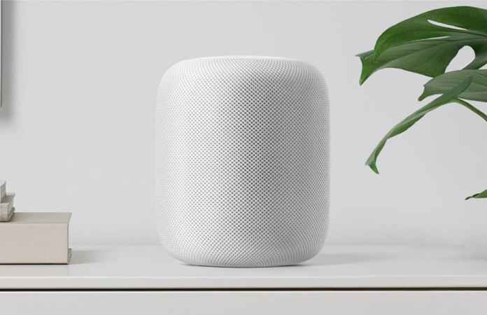 HomePod-speaker van Apple