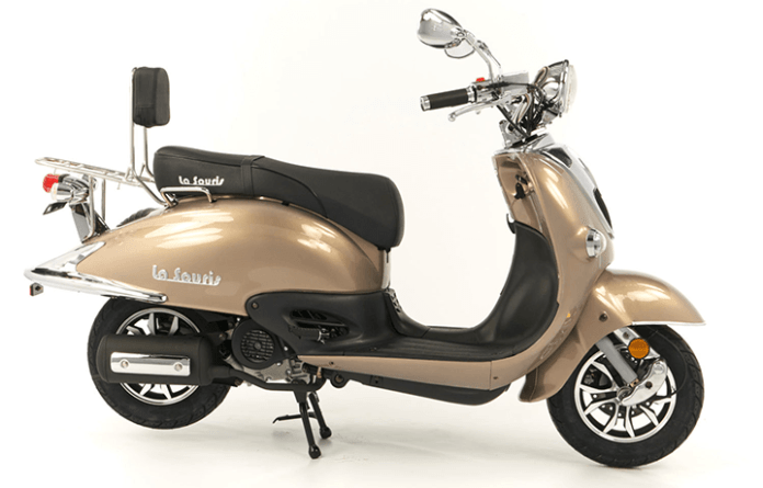 Auto of scooter