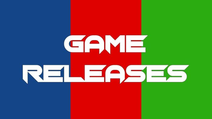 Game releases december