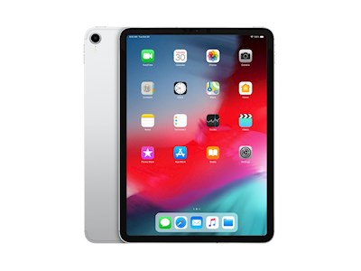Outlet: Apple iPad Pro 11 inch - 256 GB - Wi-Fi - Zilver