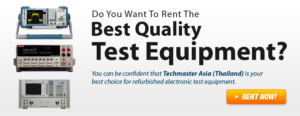 Do you want to Rent The Best Quality Test Equipment
