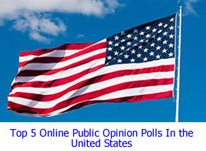 US Elections   Top 5 Public Opinion Polls