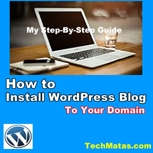 Domainking.ng - How to install WordPress to your domain