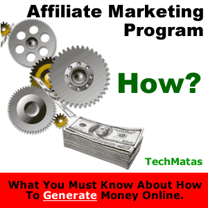 How Affiliate Marketing Program Work?