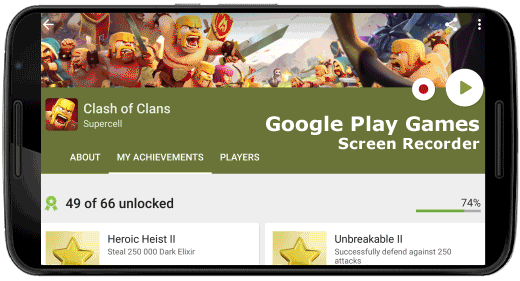 Screen Recorder - Google Play Games