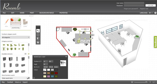 Interior design software programs