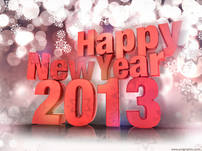 happy new year 2013 Welcome 2013 Miscellaneous