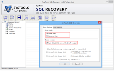 1 SQL Recovery Software: An Ultimate Tool For SQL Database Recovery SQL Recovery