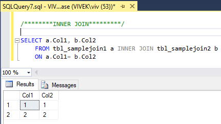 InnerJoin 0 SQL Joins Tricky Interview Questions