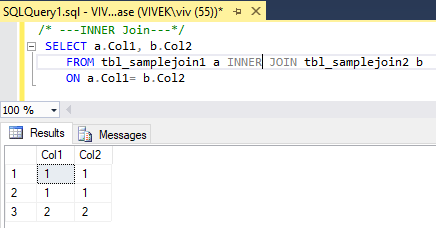 InnerJoin 3 SQL Joins Tricky Interview Questions
